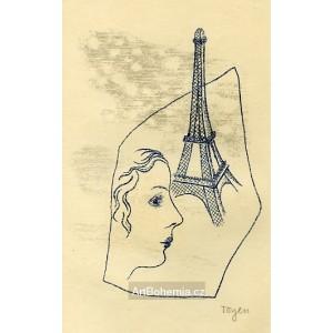 Pod Eiffelkou