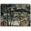Paysage d´hiver - Winter Landscape (1908)