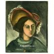 Portrait de Madeleine - Portrait of Madeleine (1912)
