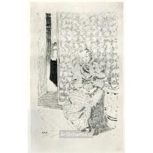 Intérieur (1893), opus 4