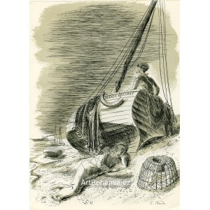 Spáč pod bárkou (Maria Dolores), opus 947
