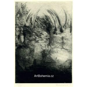 Pradúhy (z alba prof.Albín Brunovský School I)