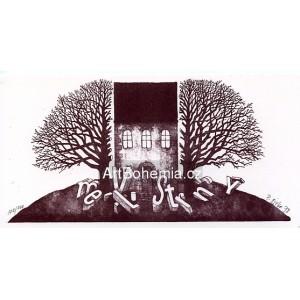 Dům mezi stromy