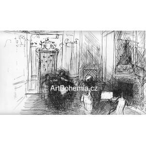 Concert (1959) (Lettre à mon peintre)
