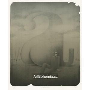 A (zadek) (z alba AB 50 - vydáno k padesátinám Albína Brunovského)