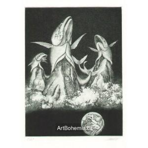 Velké rybí slavnosti (z alba AB 50 - vydáno k padesátinám Albína Brunovského)